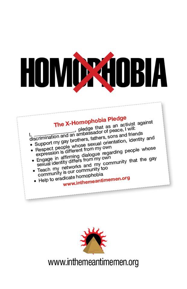 X Homophobia