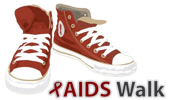 aids walk 5