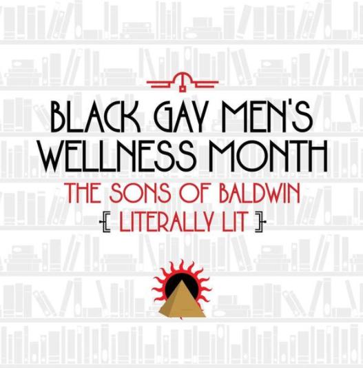 black gay wellness