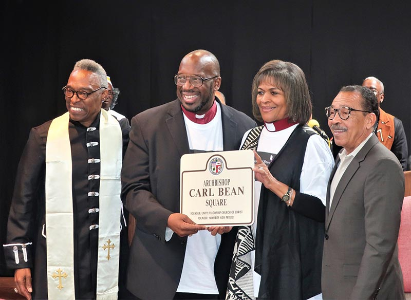 archbishop carl bean legacy center
